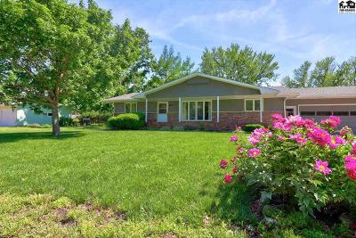 McPherson County Single Family Home For Sale: 107 W Maple St