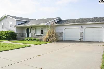 Pratt Single Family Home For Sale: 707 W 10th St