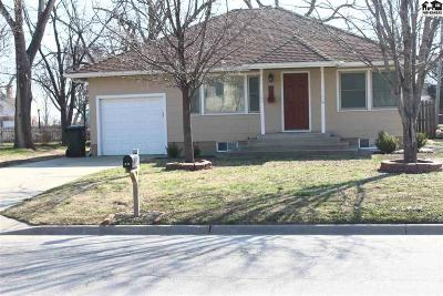 Sterling Single Family Home For Sale: 714 N Broadway Ave