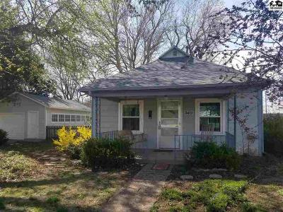 Single Family Home Sale Pending: 3417 E Red Rock Rd