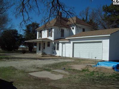 McPherson Single Family Home For Sale: 1148 W Moccasin Rd