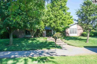 Pratt Single Family Home For Sale: 445 NE State Road 61