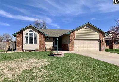 McPherson KS Single Family Home For Sale: $249,900