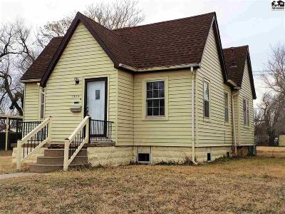 Hutchinson Single Family Home For Sale: 1417 N Monroe St