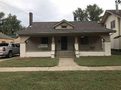 Lyons Single Family Home For Sale: 417 E Commercial