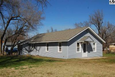 Hutchinson Single Family Home For Sale: 3016 W 4th Ave