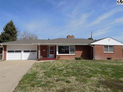 Hutchinson Single Family Home For Sale: 13 29th Ct