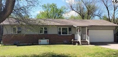 Hutchinson Single Family Home For Sale: 1611 E 36th Ave