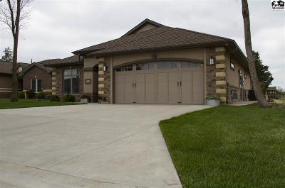 McPherson Single Family Home For Sale: 948 Veranda Circle