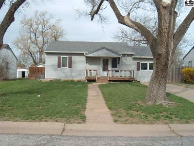 Pratt Single Family Home For Sale: 1013 Larimer St