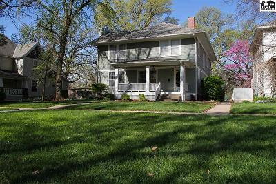 McPherson County Single Family Home For Sale: 614 S Walnut St