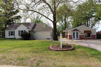Hutchinson Single Family Home For Sale: 1717 E 30th Ave