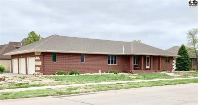 McPherson County Single Family Home For Sale: 400 Crestview Ct
