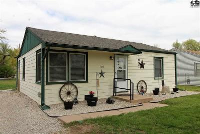 Hutchinson Single Family Home For Sale: 1608 E 5th Ave