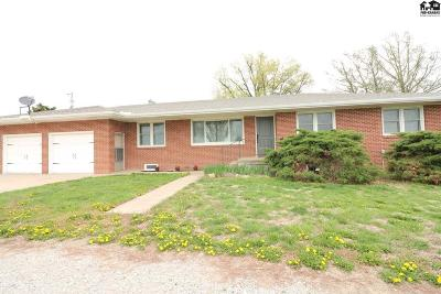McPherson County Single Family Home For Sale: 130 18th Ave