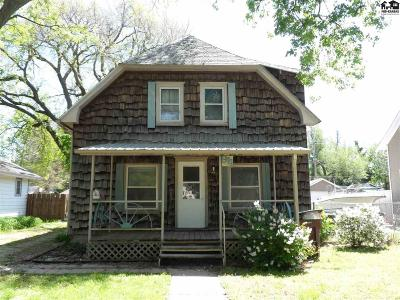McPherson County Single Family Home For Sale: 911 S Main St
