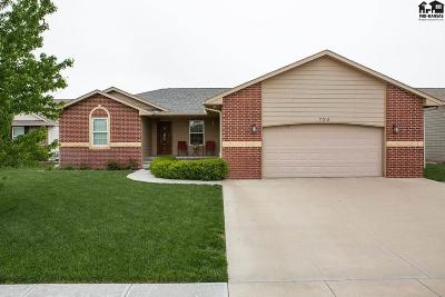 McPherson County Single Family Home For Sale: 720 Harvest Ln