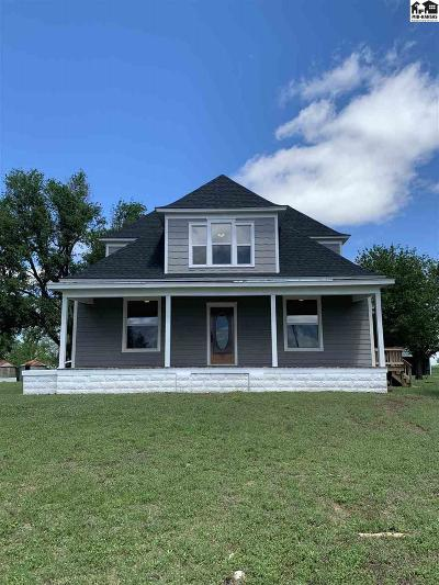 Rice County Single Family Home For Sale: 1735 Avenue R