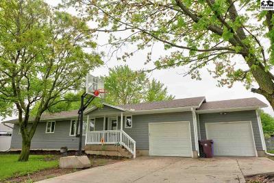 Moundridge Single Family Home For Sale: 203 W Chestnut St