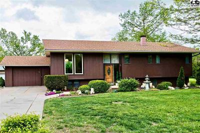 Hutchinson Single Family Home For Sale: 1503 Linda Ln