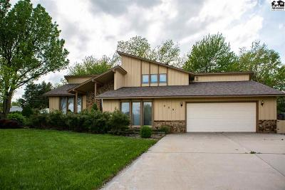 McPherson KS Single Family Home For Sale: $274,900