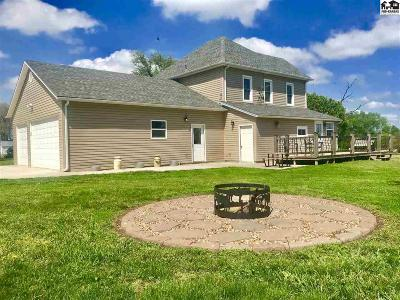 McPherson KS Single Family Home For Sale: $349,900