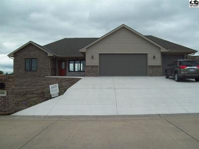 McPherson KS Single Family Home For Sale: $389,000