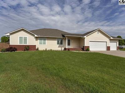 Reno County Single Family Home For Sale: 3905 Hampton Cir