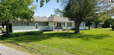 McPherson County Single Family Home For Sale: 542 S McPherson St