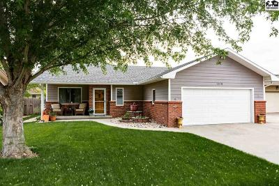 McPherson KS Single Family Home For Sale: $228,500