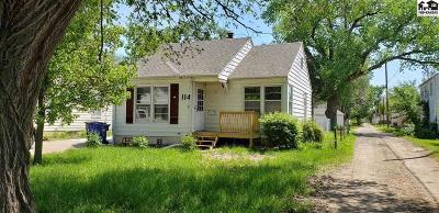 McPherson KS Single Family Home For Sale: $119,900