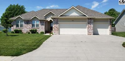 McPherson KS Single Family Home For Sale: $257,900