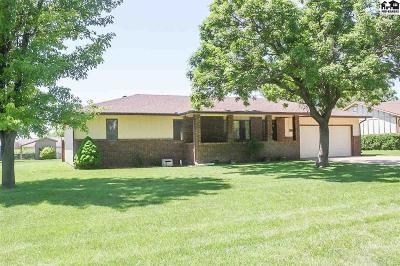 Pratt Single Family Home For Sale: 511 Ridgeway Ave