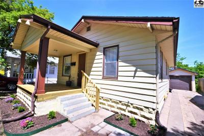 Reno County Single Family Home For Sale: 120 W 16th Ave