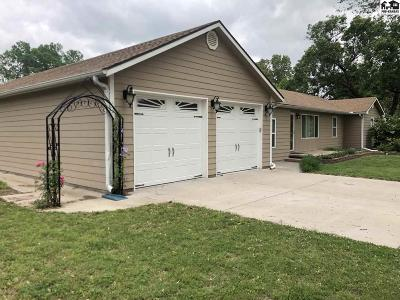Reno County Single Family Home For Sale: 3400 N Waldron St