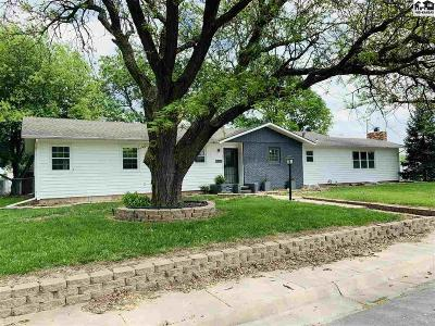 McPherson County Single Family Home For Sale: 102 S Washington