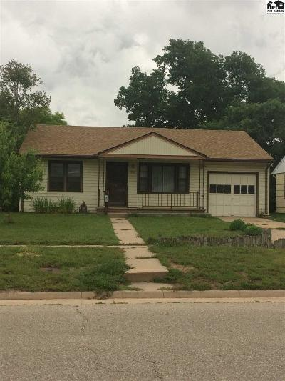 Reno County Single Family Home For Sale: 508 W 14th Ave