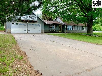 Reno County Single Family Home For Sale: 4420 N Halstead St