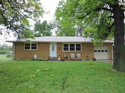 Reno County Single Family Home For Sale: 1315 Landon St