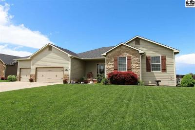 Reno County Single Family Home For Sale: 208 Kisiwa Village Rd