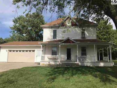 McPherson County Single Family Home For Sale: 517 S Main St