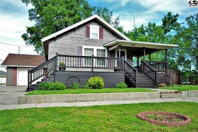Reno County Single Family Home For Sale: 1212 N Washington St