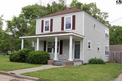 Reno County Single Family Home For Sale: 14 N Plum St