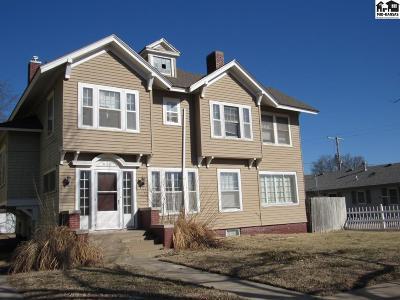 Reno County Single Family Home For Sale: 620 E Avenue A