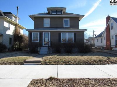 Reno County Single Family Home For Sale: 1508 N Main St