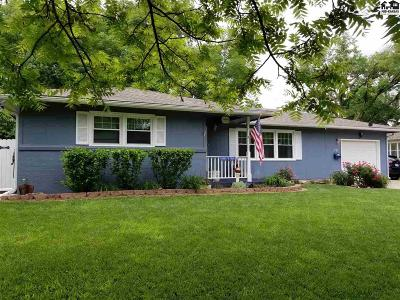 McPherson County Single Family Home For Sale: 711 N Main