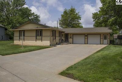 McPherson KS Single Family Home For Sale: $212,000
