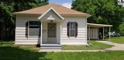 Hutchinson Single Family Home For Sale: 720 W 17th Ave