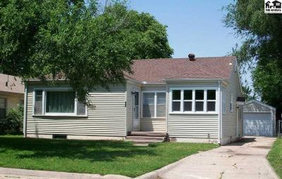 Hutchinson Single Family Home For Sale: 602 E 15th Ave