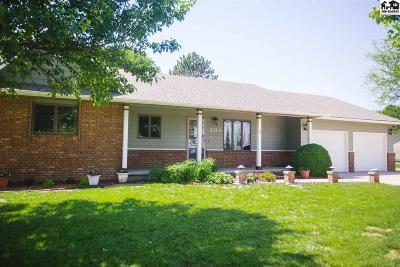 Burrton Single Family Home For Sale: 203 Parkview Dr